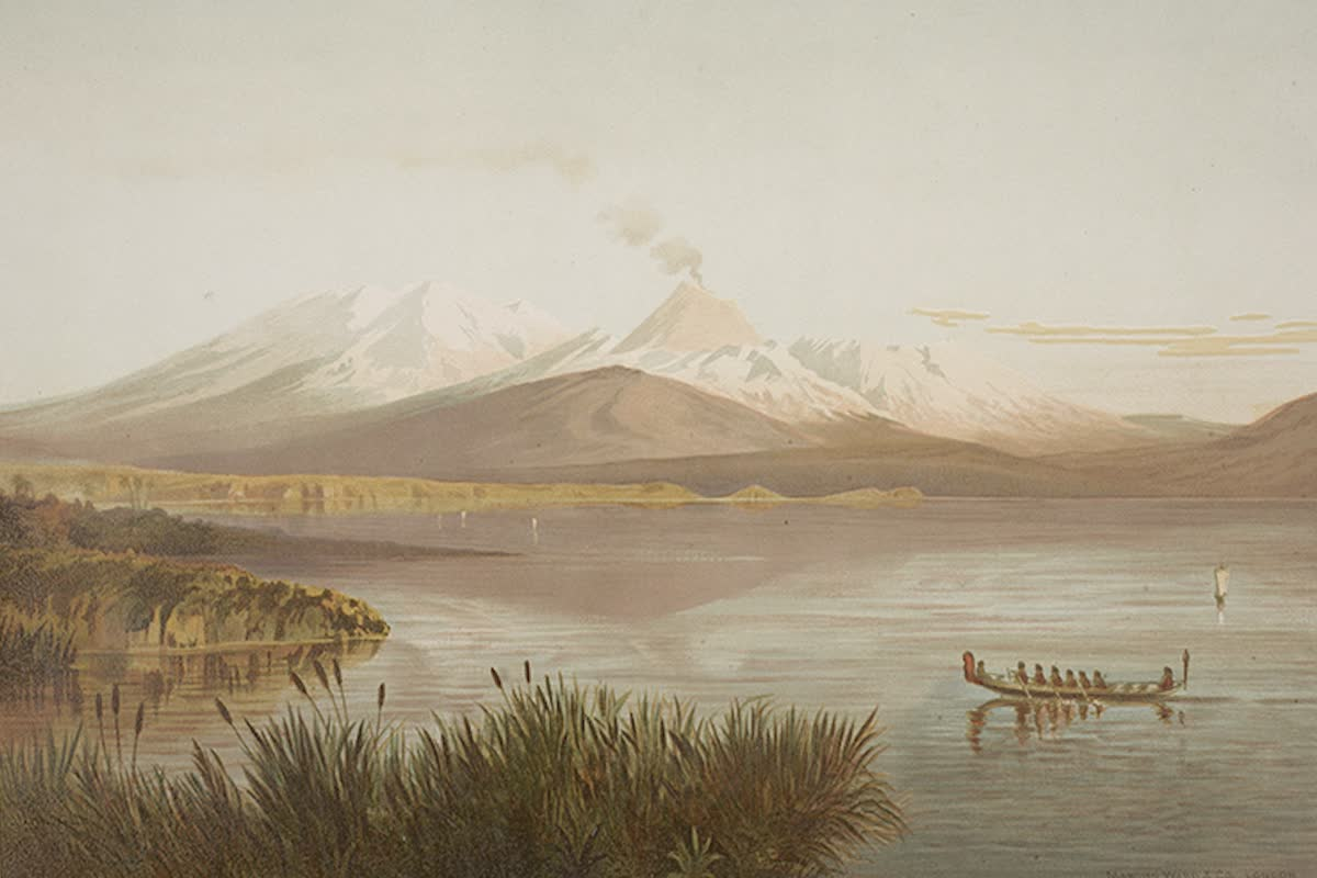 History Archive - New Zealand Collection