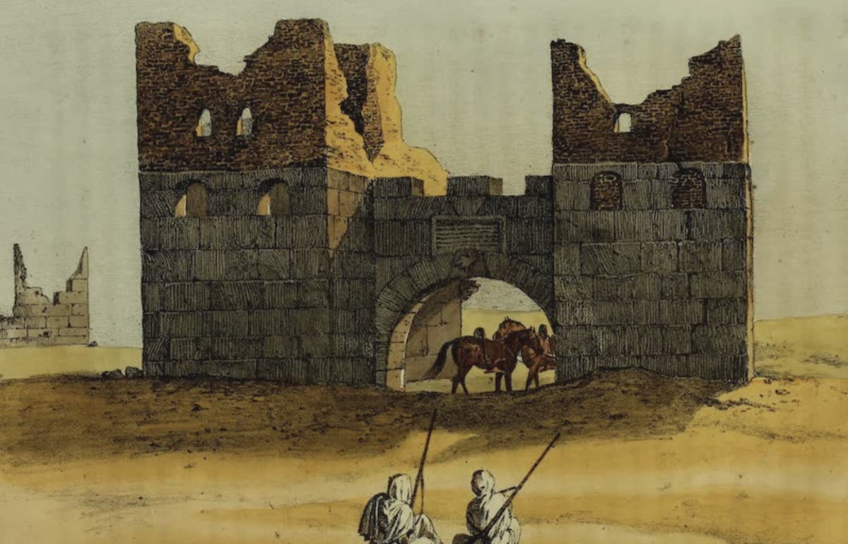 History Archive - North Africa Collection