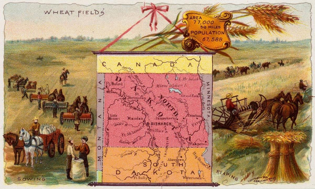 History Archive - North Dakota Collection