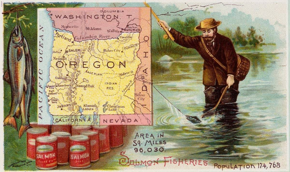 History Archive - Oregon Collection