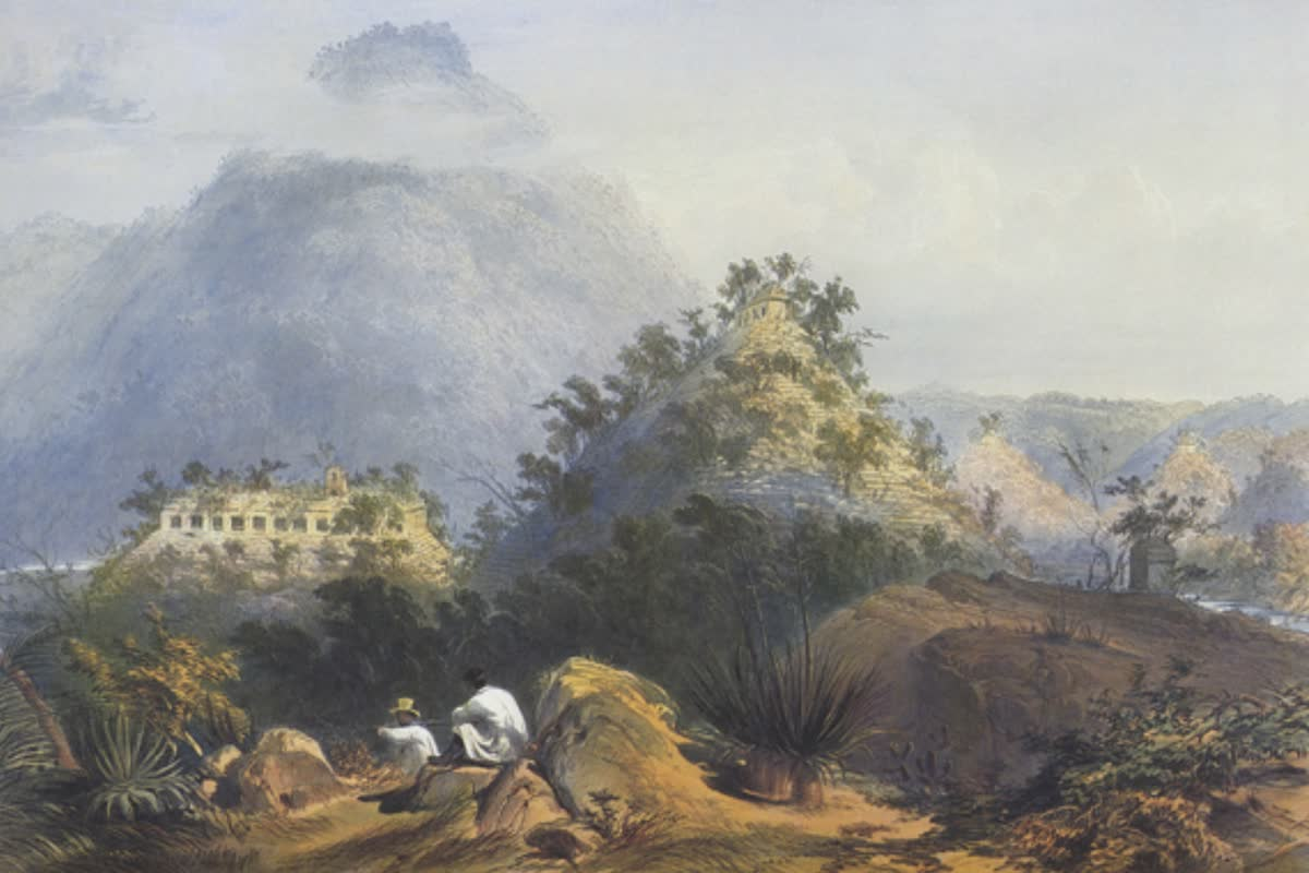 History Archive - Palenque Collection