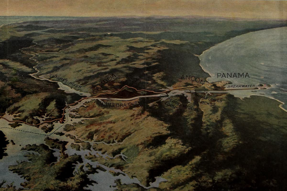 History Archive - Panama Canal Collection