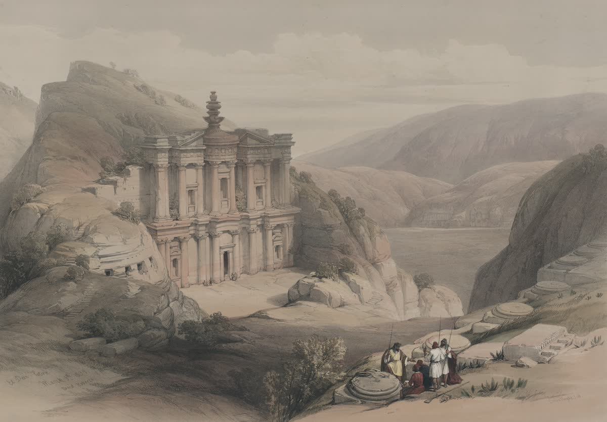 History Archive - Petra Collection
