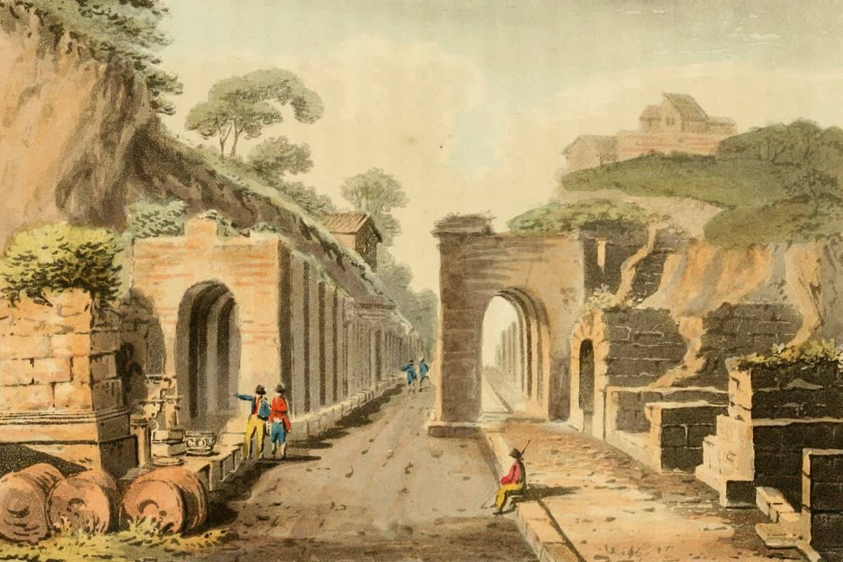 History Archive - Pompeii Collection