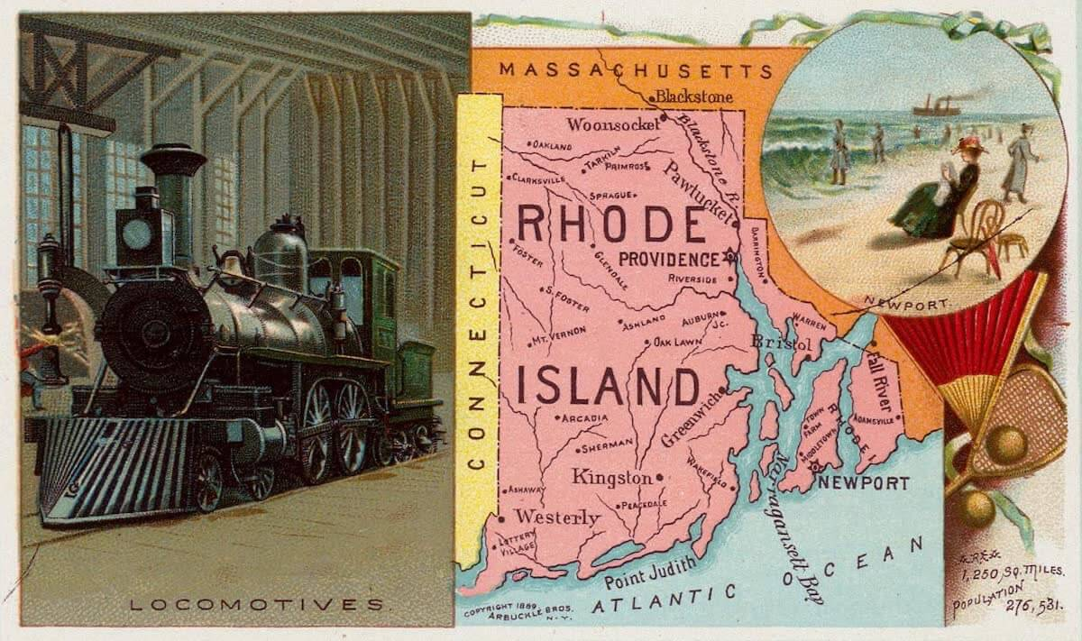 History Archive - Rhode Island Collection