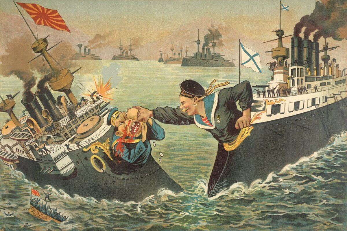 History Archive - Russo-Japanese War Collection