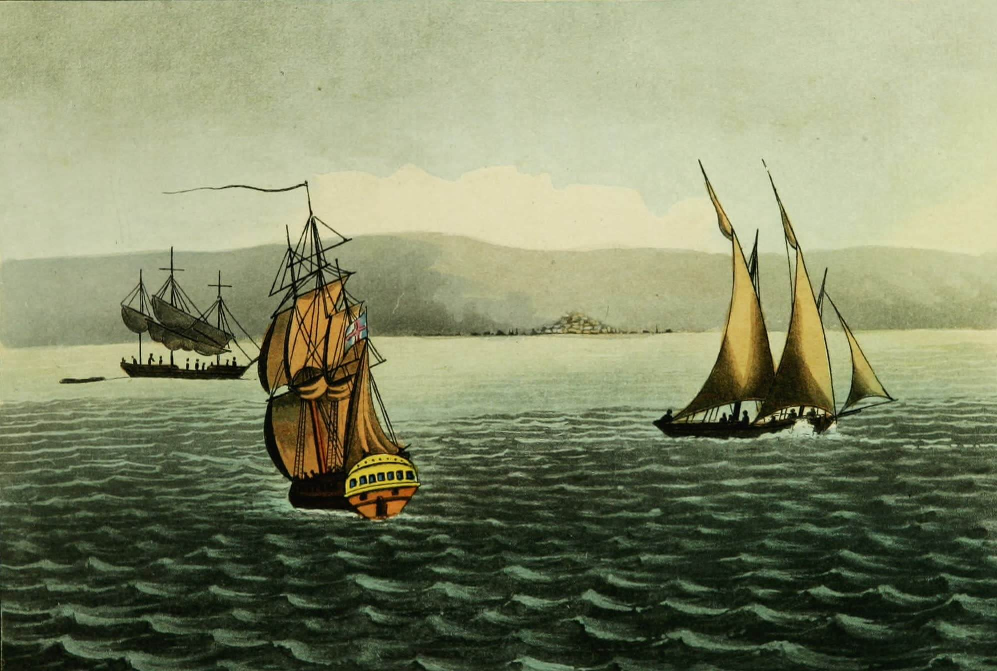 History Archive - Sailing Collection
