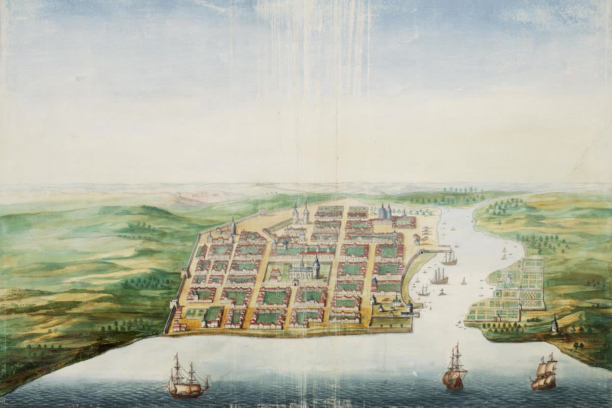 History Archive - Santo Domingo Collection