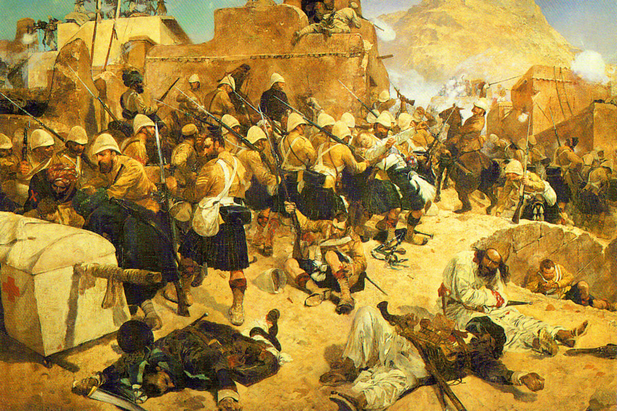 History Archive - Second Anglo-Afghan War Collection