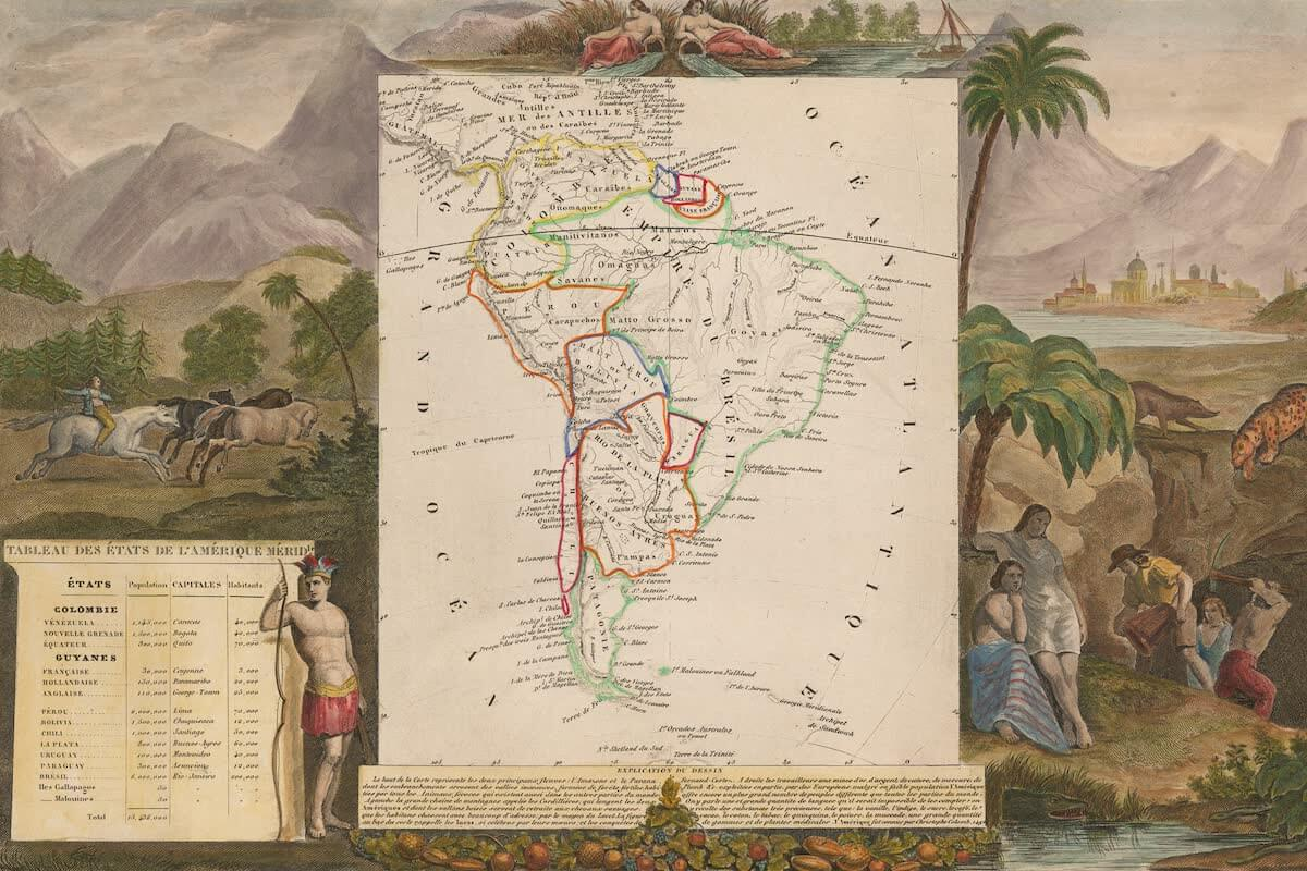 History Archive - South America Collection