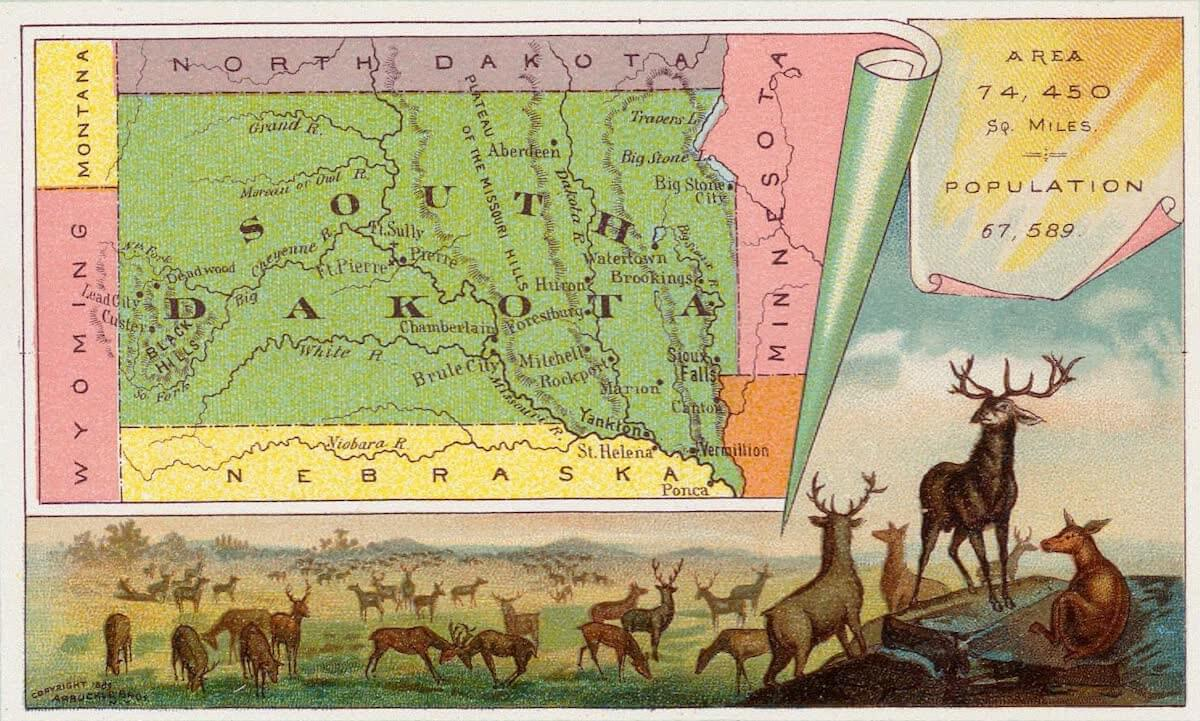 History Archive - South Dakota Collection