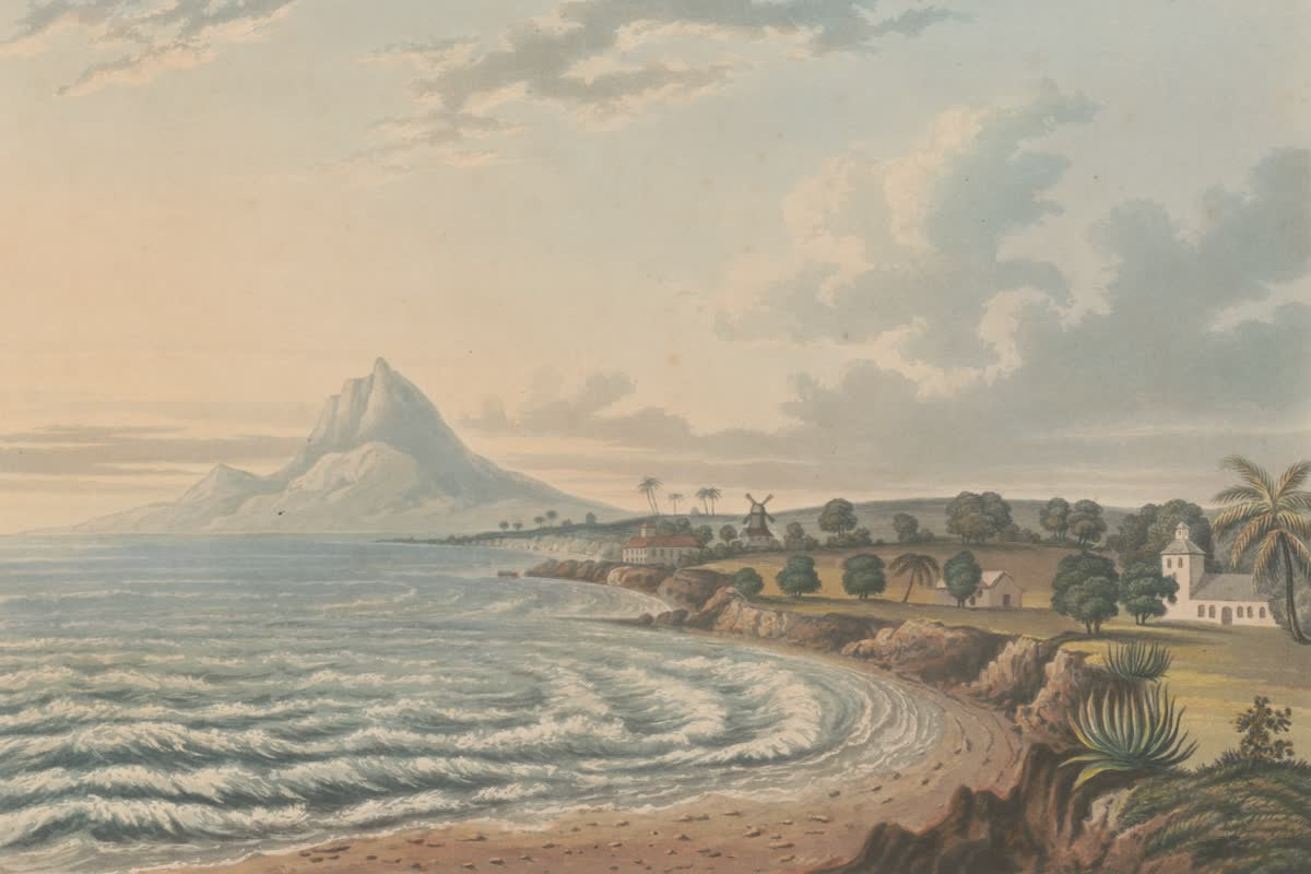 History Archive - St. Kitts Collection