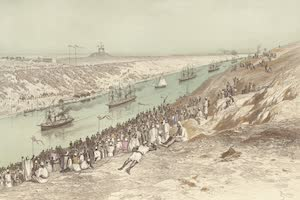 Collections - Suez Canal