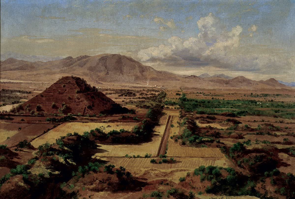History Archive - Teotihuacan Collection