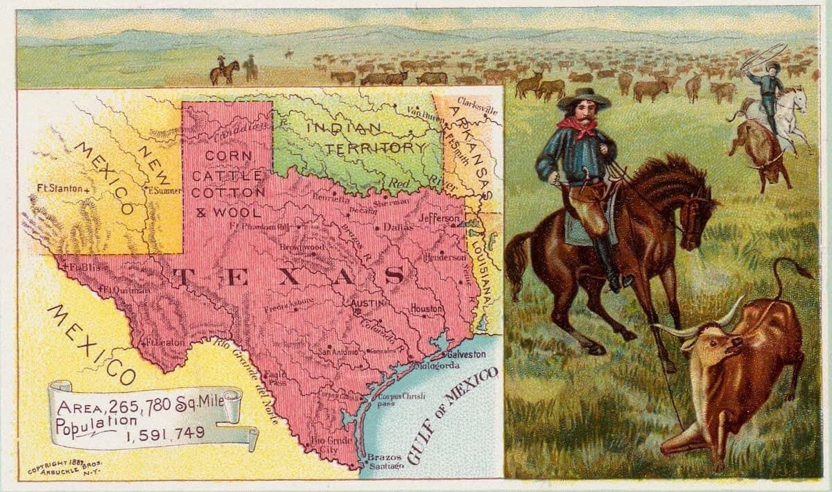 History Archive - Texas Collection