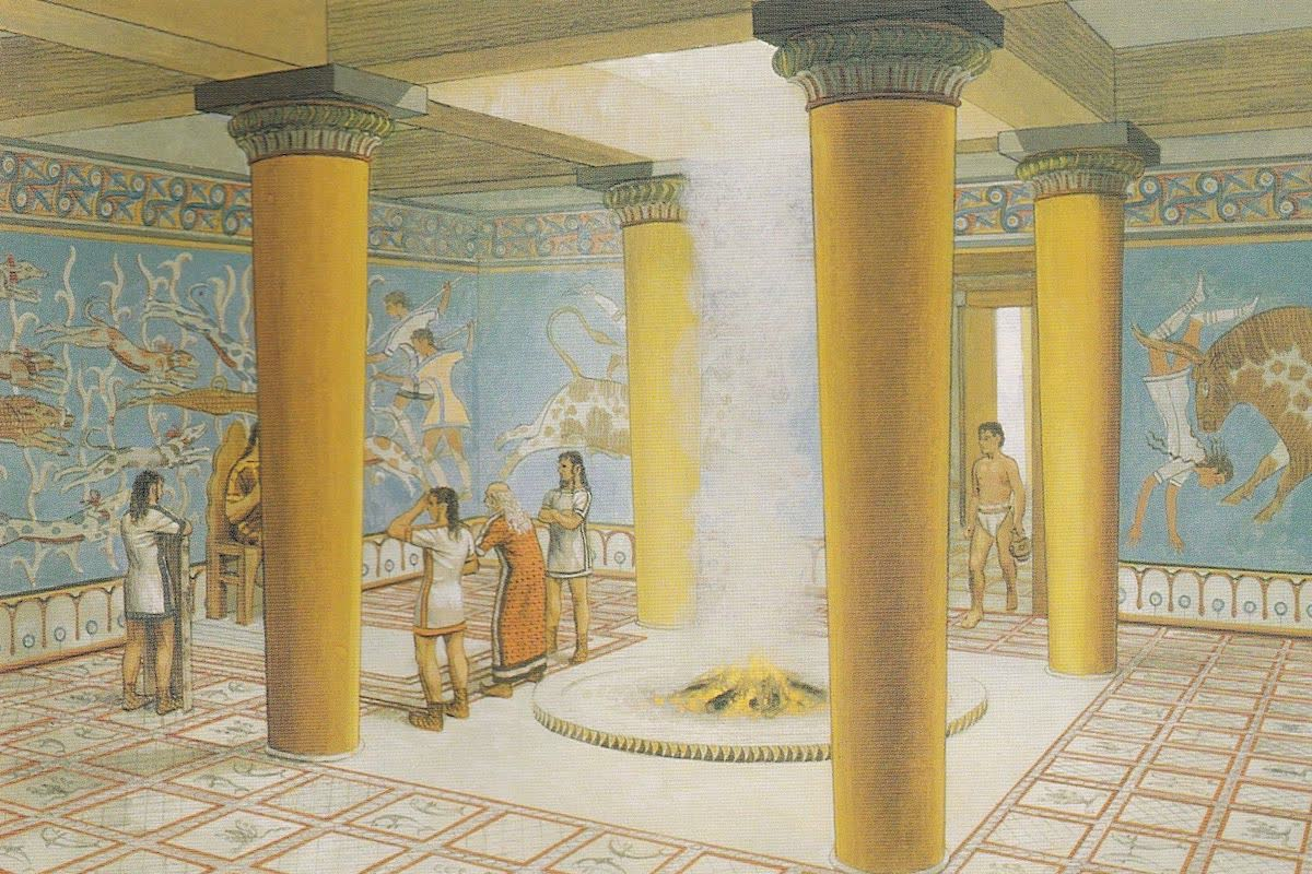 History Archive - Tiryns Collection