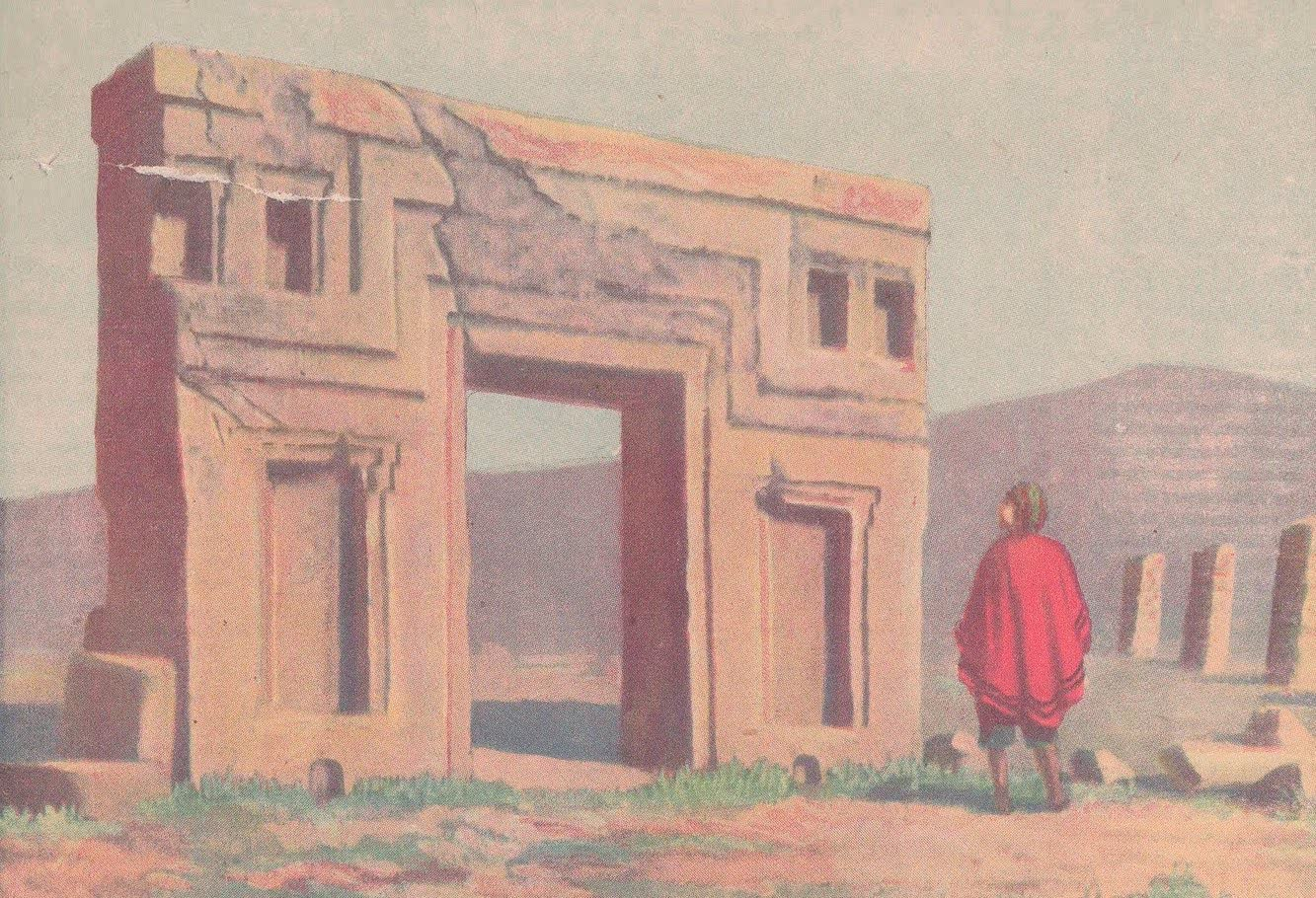 History Archive - Tiwanaku Collection