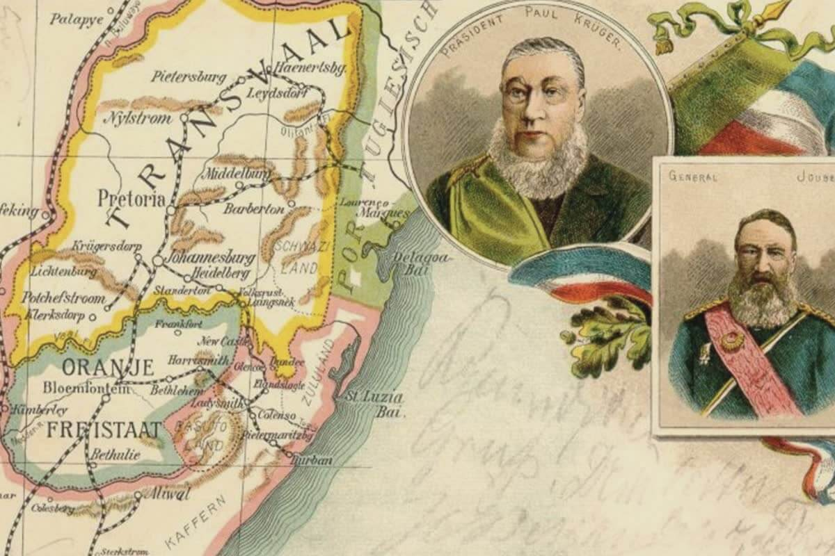 History Archive - Transvaal Collection