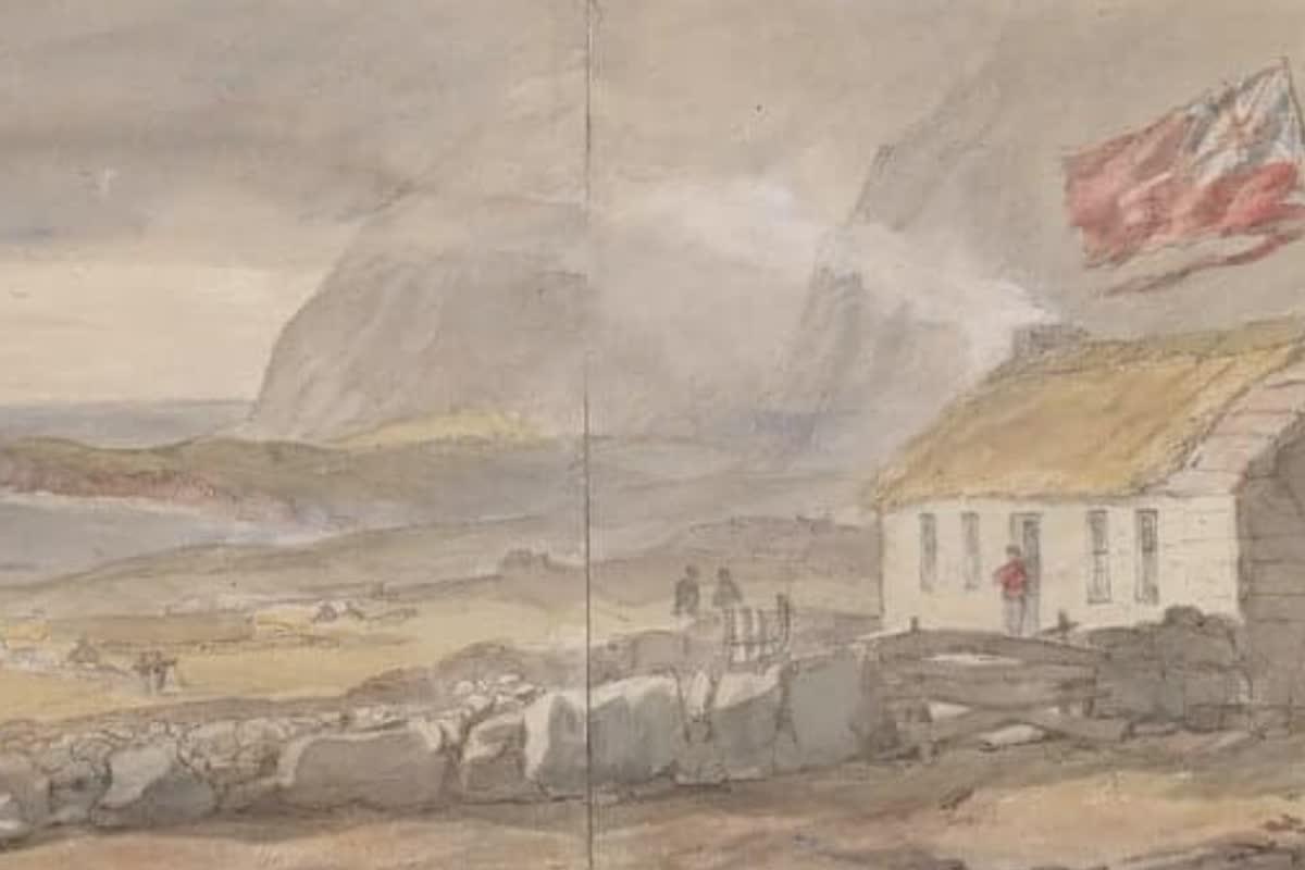 History Archive - Tristan de Acunha Collection