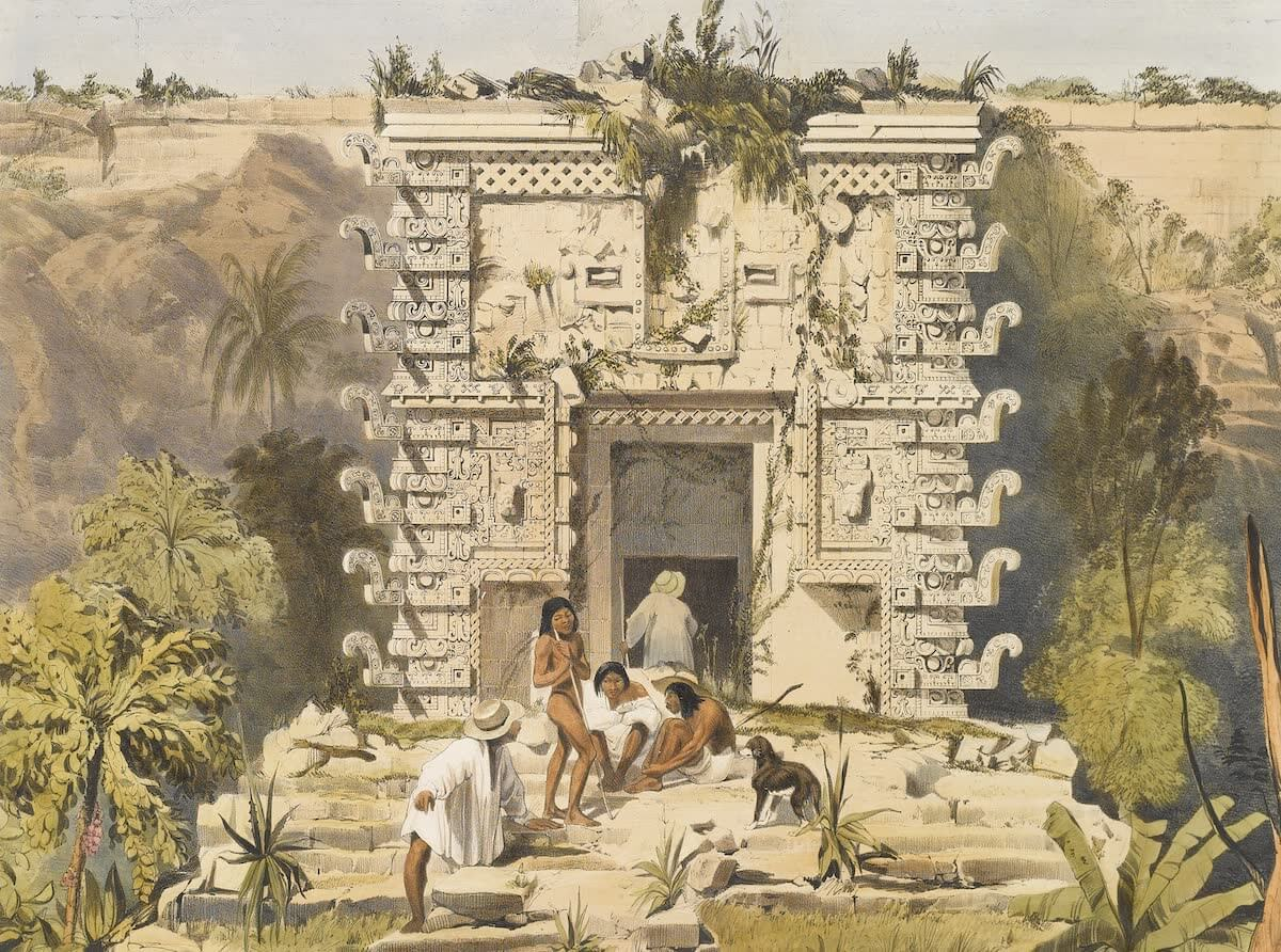 History Archive - Uxmal Collection