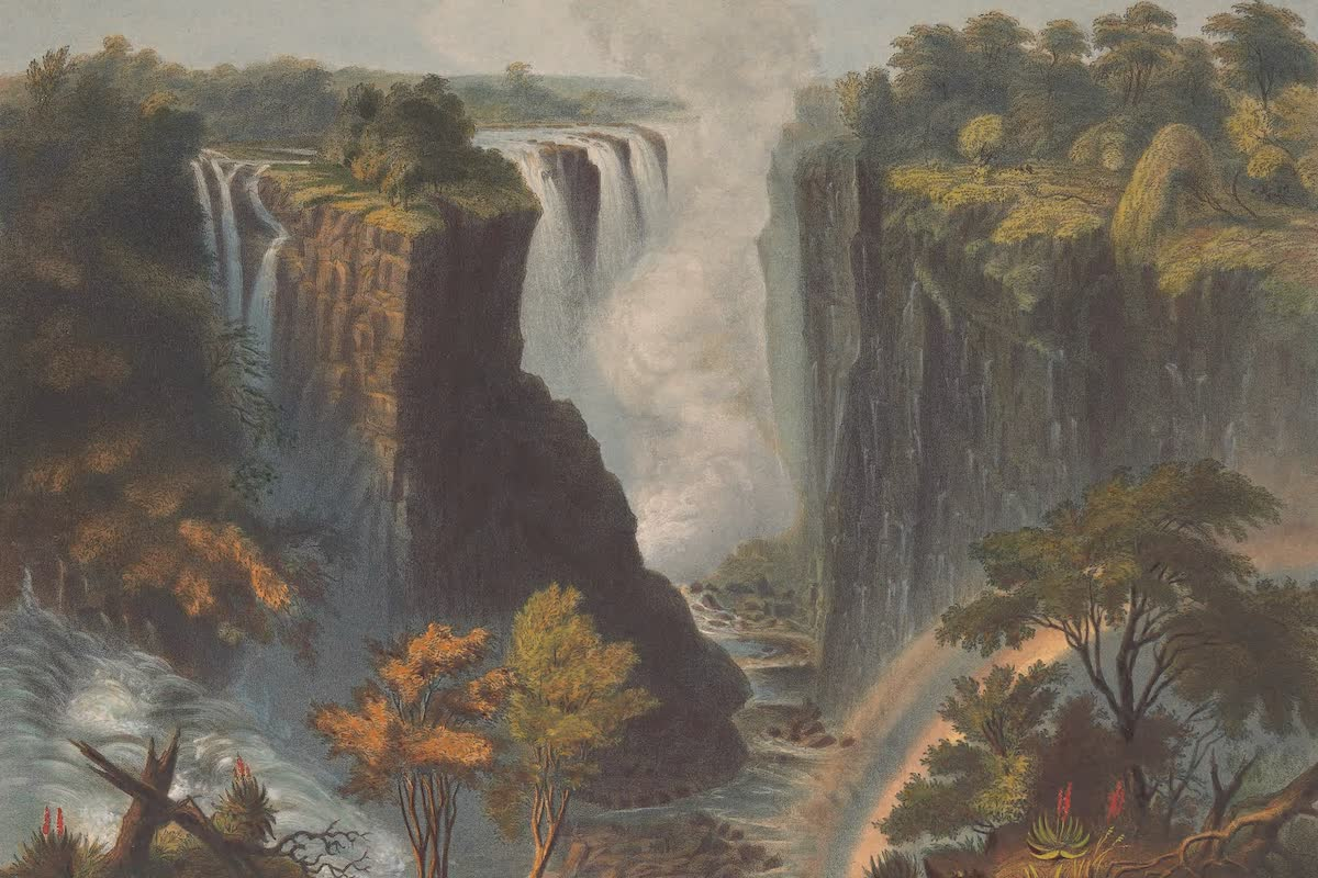 History Archive - Victoria Falls Collection
